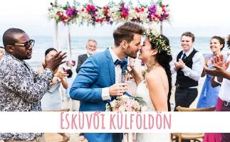 b0fc67151b Házasságkötés külföldön. Esküvő külföldön
